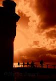 Byron Bay, Australia  lighthouse silhouette