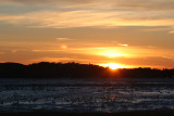 Sunset at Plum Island