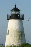 Lighthouse on Bird Island