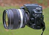Fast 135mm Lenses Samigon Soligor 135mm f/1.8 Adapted To the Minolta Maxxum 7D Sony Alpha 100 Not Zeiss Sonnar  T Mount  M42
