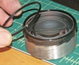 Minolta 70-210 f/4 Beercan front cell disassembly