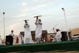 Arabic dancers.