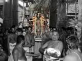 Thiruvallikeni Vijaya Varuda Brahmothsavam - Day 9 Evening Kannadi Pallakku