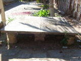 7-Carved granite stone