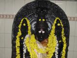 Close shot of Maha Lakshmi Thayar