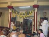 Prakala Mutt Swamiji Doing Aradhanam to Murthys of Prakala Mutt