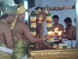 Mangala hArathi before neerAttam