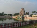 Temple and pushkariNi