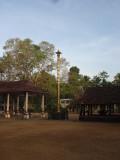 Thiruvanvandur Dwajasthambam