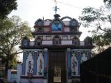 Thiruvanvandur N.Gopuram