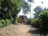 Thirumoozhikulam Path to Bharathapuzha river.JPG