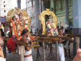 Rettai puRappAdu with Adi kEsava p perumAL perumbUdhur and SvAmi