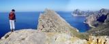 Majorca bernat ridge to cap formentor