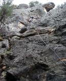 Majorca sestret rock climbing