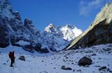 On the Glacier Noir, Ecrins