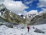 Glacier Noir, Ecrins to Mt Agneux