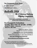 CKS BaliVille 2006 Flyer