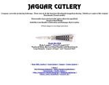 Jaguar Cutlery