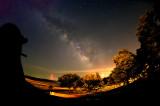 Milky Way (2 min. Exposure)