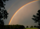 Rainbow with Supernumerary