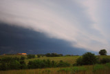 Advancing Shelf Cloud