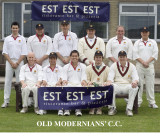 Old Mods' 1st XI 26-5-07