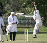 Old Modernians' 3rd XI v Baildon, Meanwood's ground