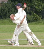 Old Modernians' v Wetherby in 2nd XI Cup