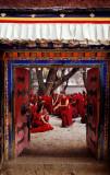 Sera Monks debate, Tibet