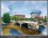 Cityscape by Jim Clatfelter  - March 2007