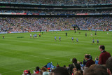 Dublin football matches. 2007. Croke Park.