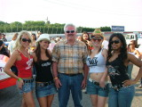 Steve Cavanah W/Coyote Ugly Girls @ The Music City 150