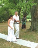 August 19, 2007 Father gives away Daughter