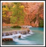 First Water Crossing Below Mooney Falls