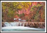 Cascades Downstream of Mooney Falls