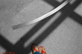 Abstracted feet