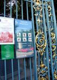 Parc de Bagatelle entrance