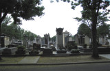 We go instead to the Montparnasse cemetery