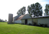 The barn and atelier