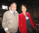 Joel Primack and Nancy Abrams