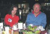 Lia Keyes and Nicholas Tresilian