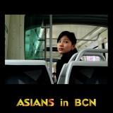 Asians in Barcelona