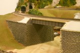 Finished the remainder of the old embankment too
