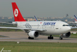 Airbus A310-300 THY Turkish Airlines