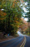 blur road