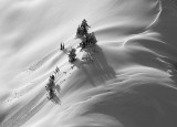 encroachment of snow