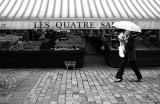 walking by, Paris, France
