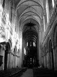visitors to Notre Dame de Bayeux
