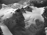East Peak and Blue Glacier Ice