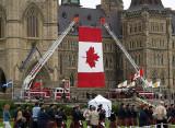 Canadian Fallen Firefighters Memorial Service, 2007